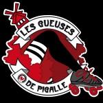 Équipe de Roller Derby féminine en formation du Paris Hockey Club