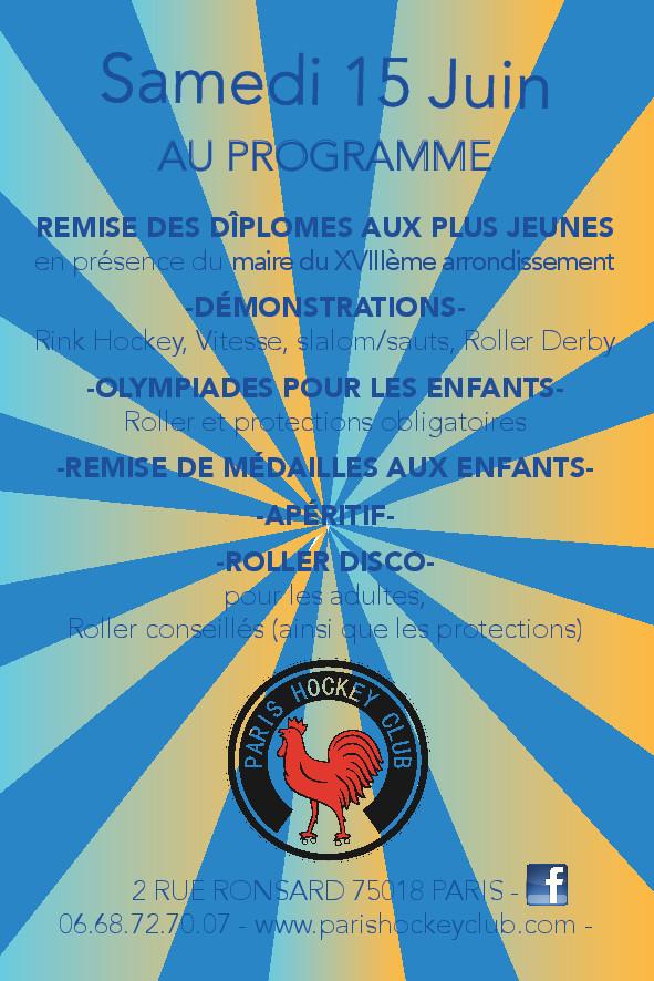 Flyer, merci à Thibaud Nicolas pour la réalisation et à Giles Robert pour la fabrication
