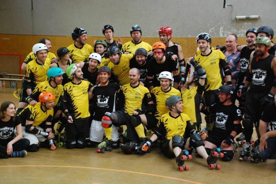 Banane Squad (=Panam Squad B) & Cerbères