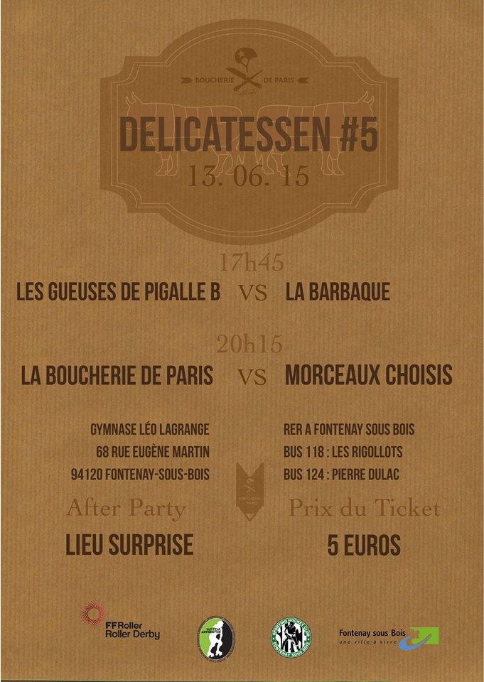 (c)La Boucherie de Paris