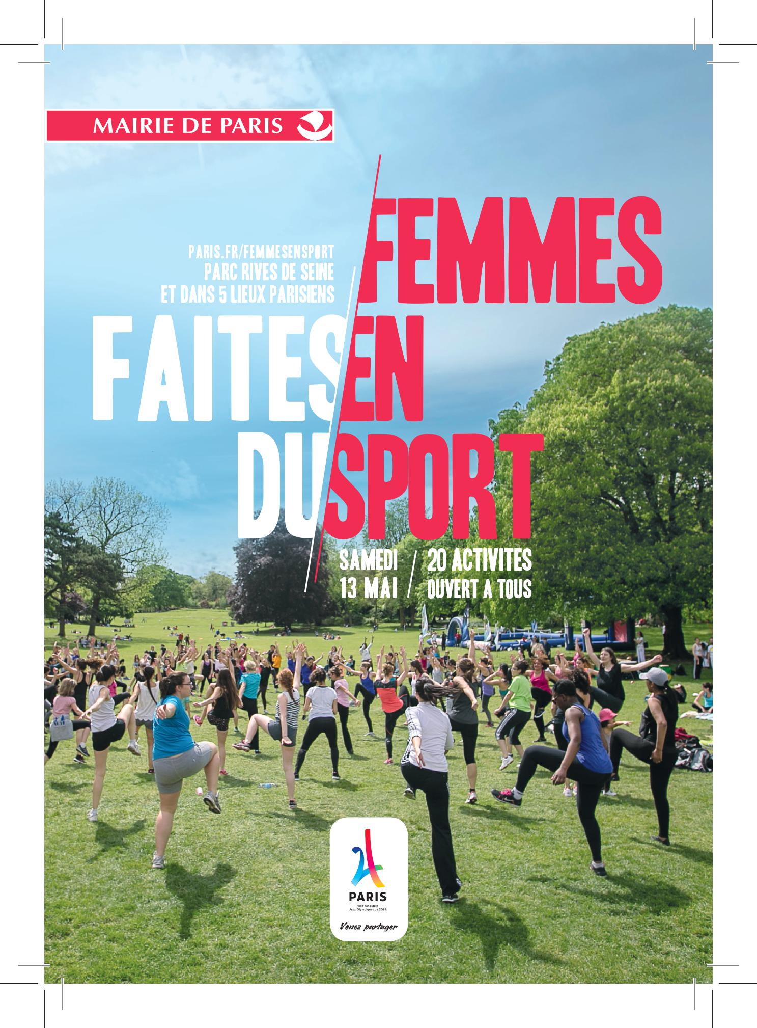 Femmes en Sport édition 2017