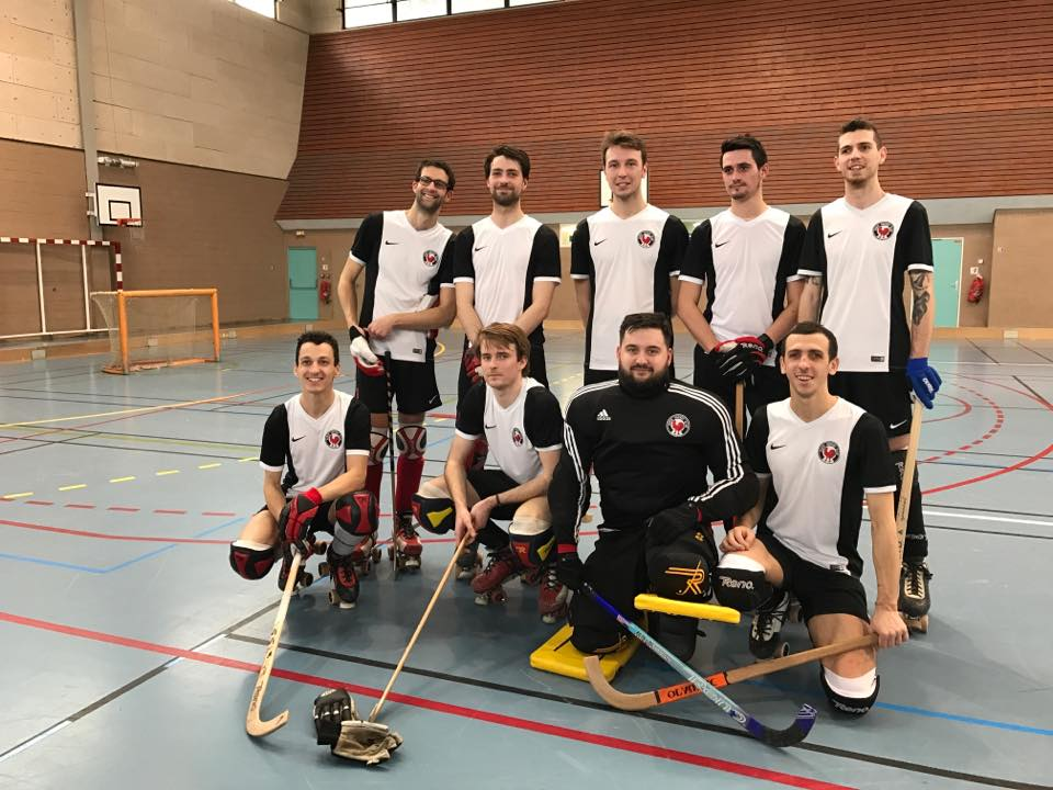 Equipe Paris Hockey Club 2016-2017
