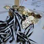 Médailles et diplômes